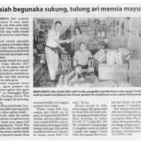 Utusan Borneo, 24/March/2018
